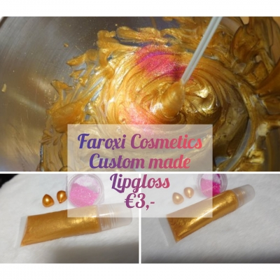 Faroxi Lipgloss Custom Made