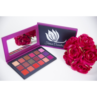 The Purple Passion Palette